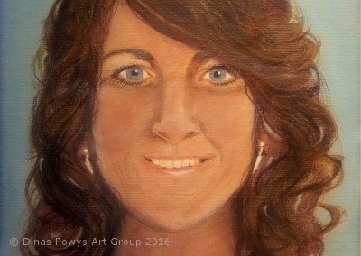 Lynne Evans Self Portrait