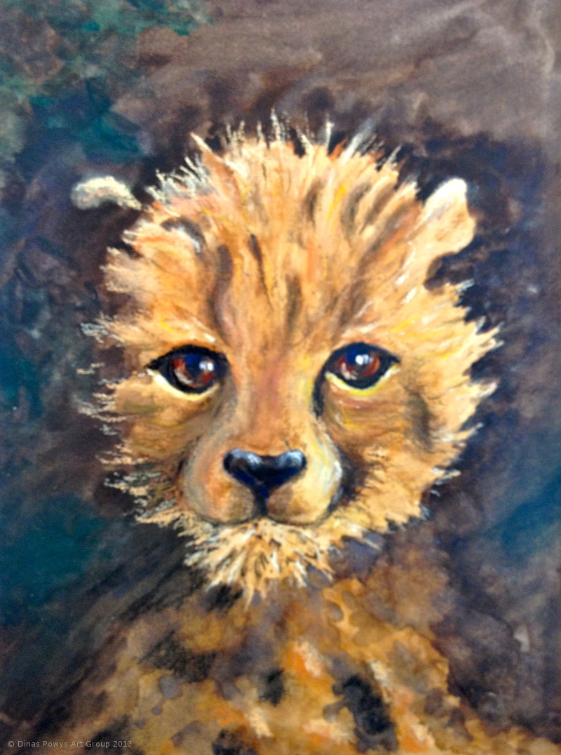 Cheetah (Out of the Darkness)